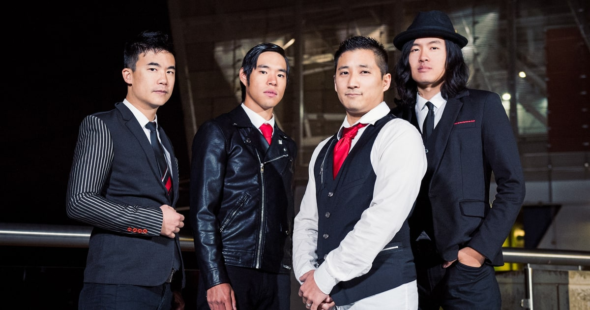 Asian-American Group The Slants Head to Supreme Court ...