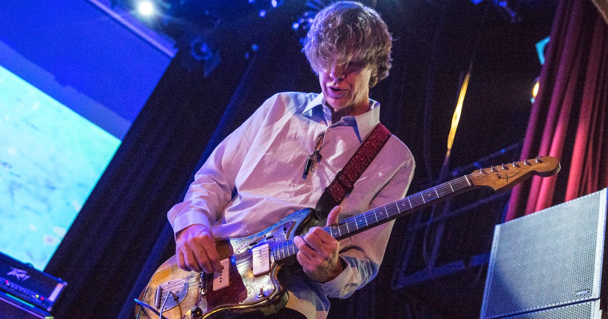 Thurston Moore On New Lp Solange Life After Sonic Youth