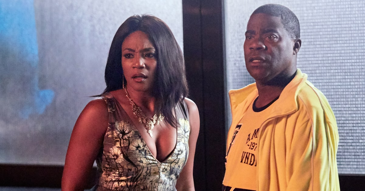 Tracy Morgan and Tiffany Haddish on Painfully
