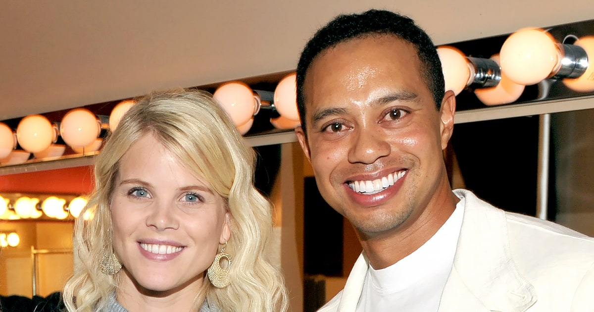 tiger woods reveals what his relationship with ex