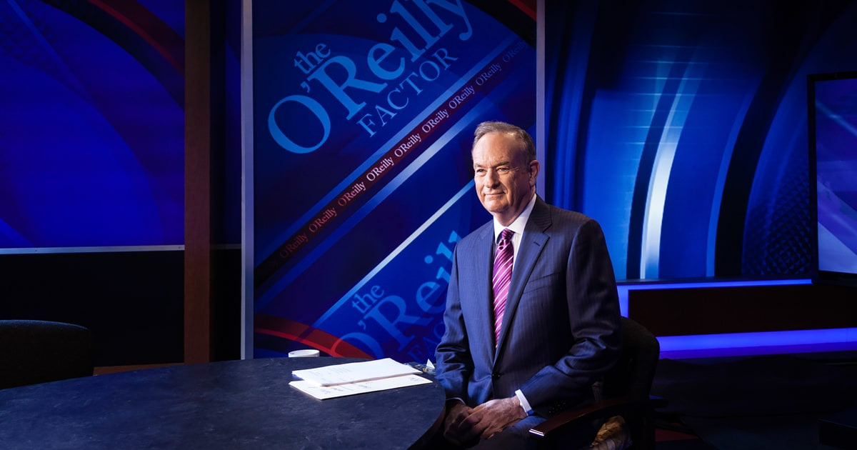 Bill O'Reilly- ex a Current Affair Entertainment talking head turned