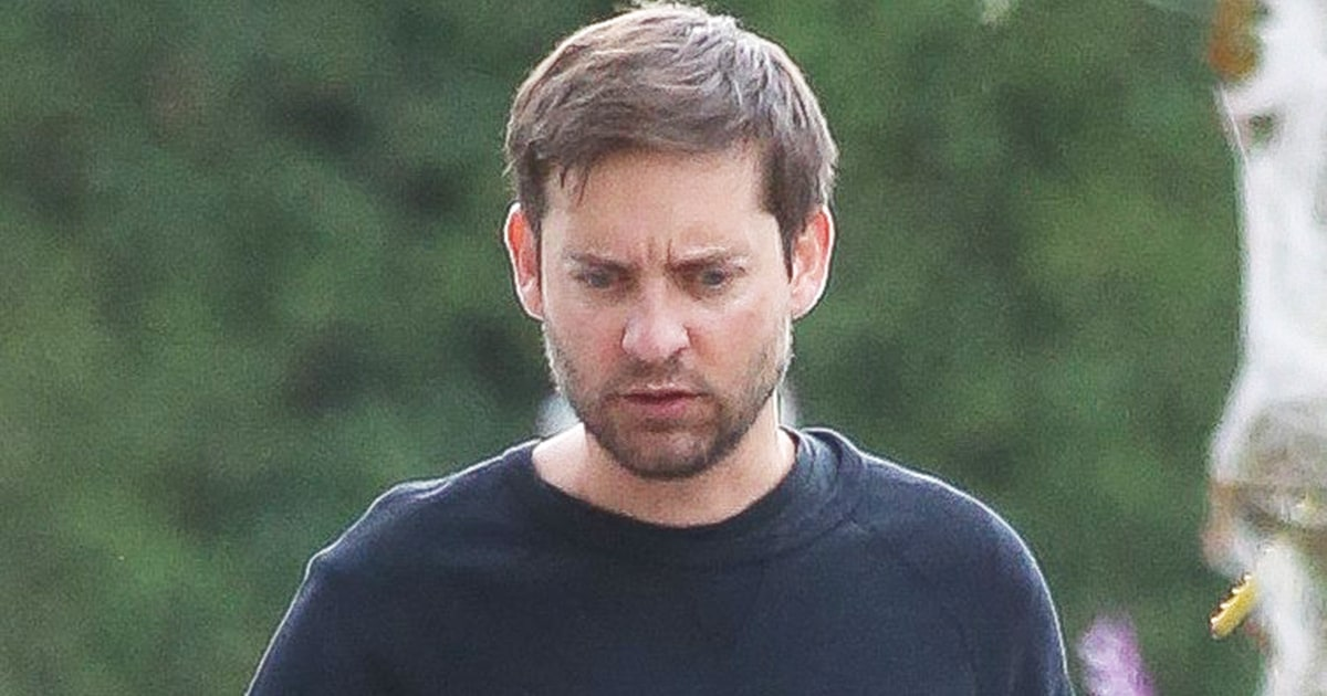 Tobey Maguire Resurfaces For First Time Since Jen Meyer