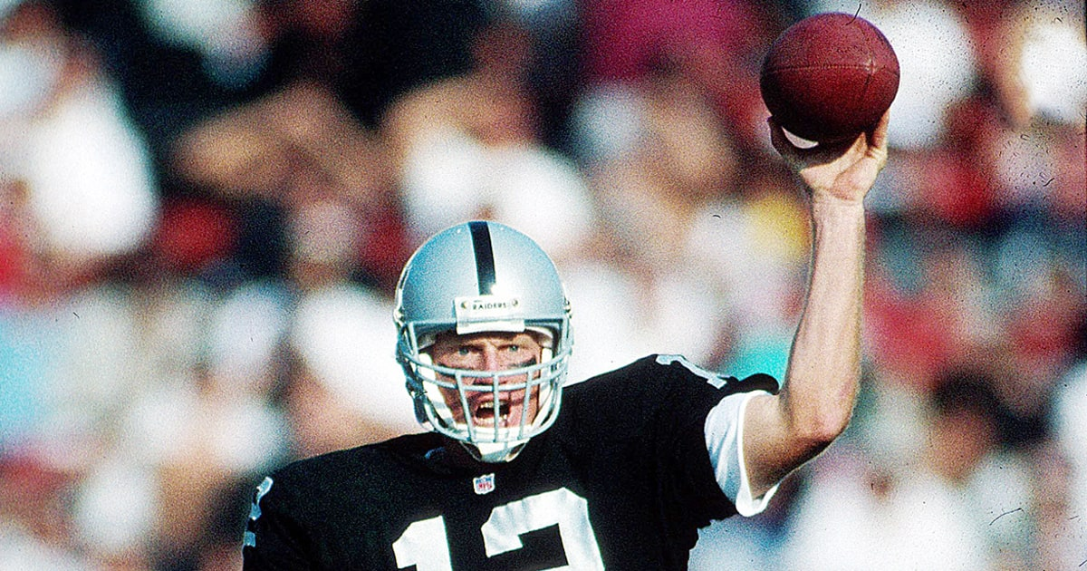 Police: Ex-Raiders QB Todd Marinovich arrested naked with