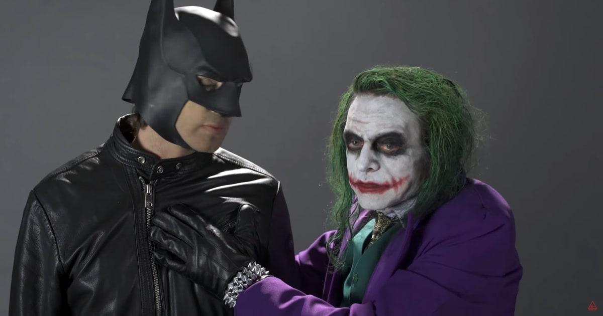 Tommy Wiseau Channels Joker In Bizarre Audition Video