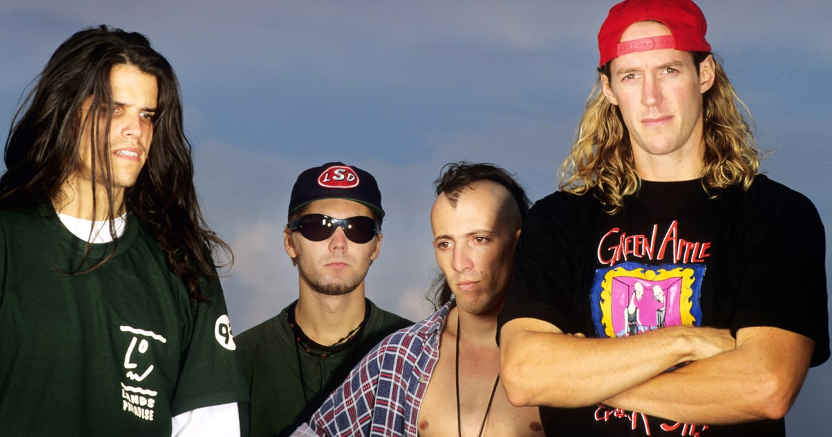 Tool S Undertow 10 Things You Didn T Know Rolling Stone