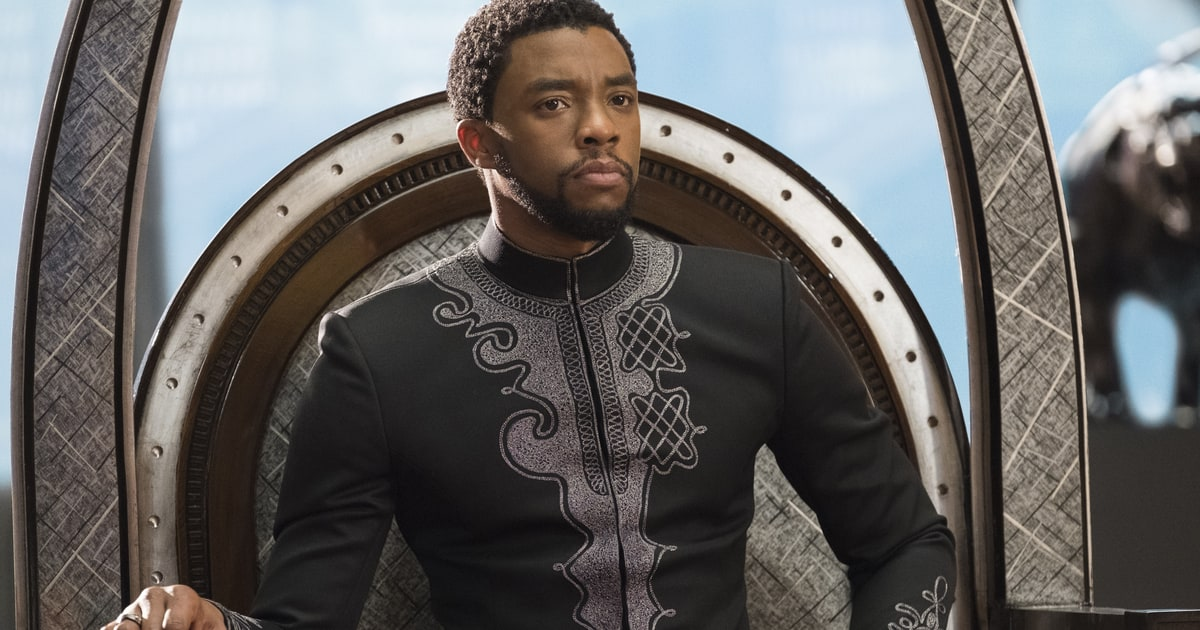 Peter Travers Black Panther Is A Marvel Movie