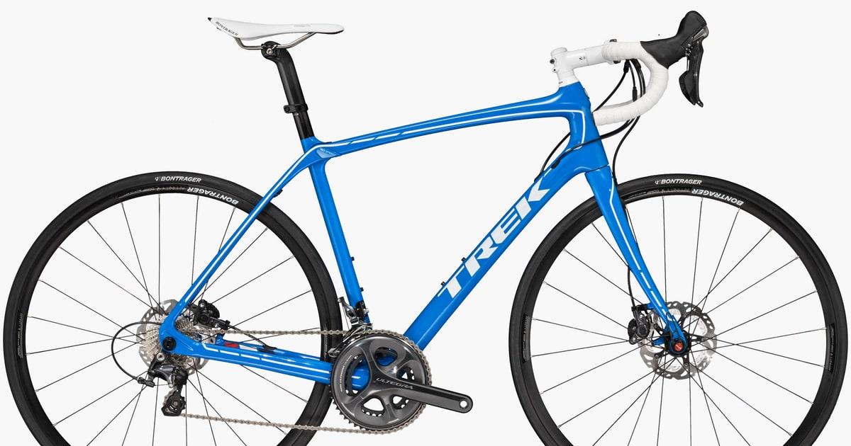 Trek Domane 6.2 Disc | The Best New Gravel Bikes | Men's ...