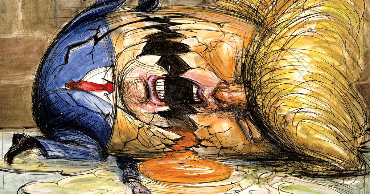 How Donald Trump Lost His Mojo Rolling Stone