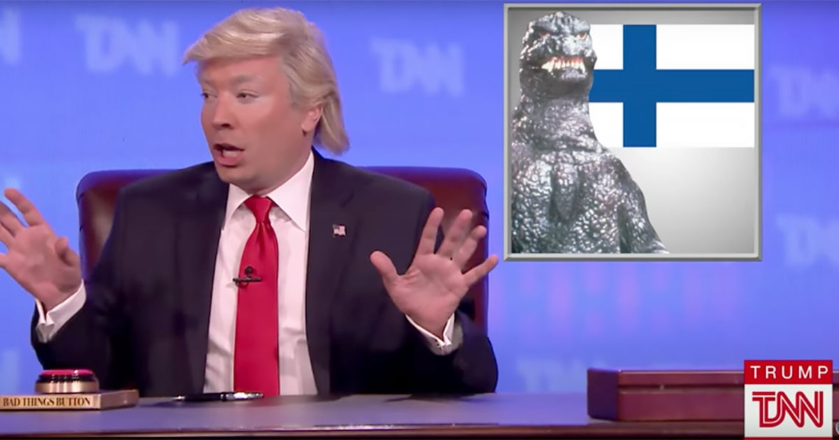Watch 'Donald Trump' Turn Anchorman on Personal News ... | 1200 x 630 jpeg 76kB