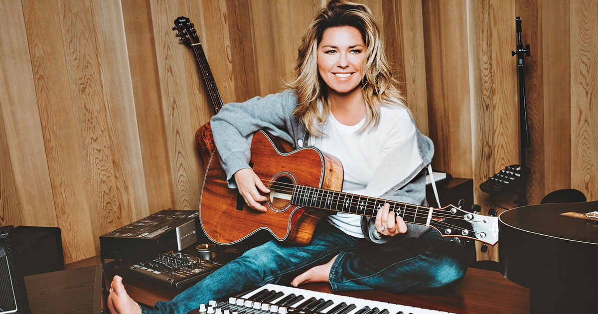 Shania Twain On Dark Inspiration For New Album Rolling Stone