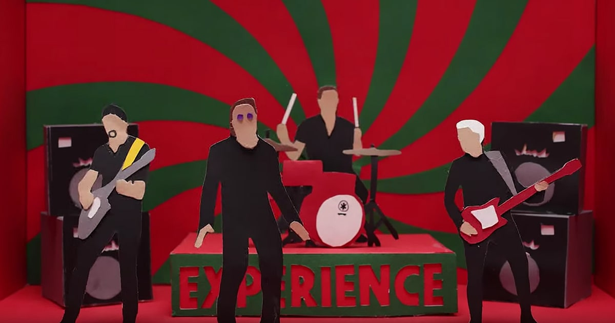 See U2's Politically Charged Video for 'Get Out of Your Own Way'