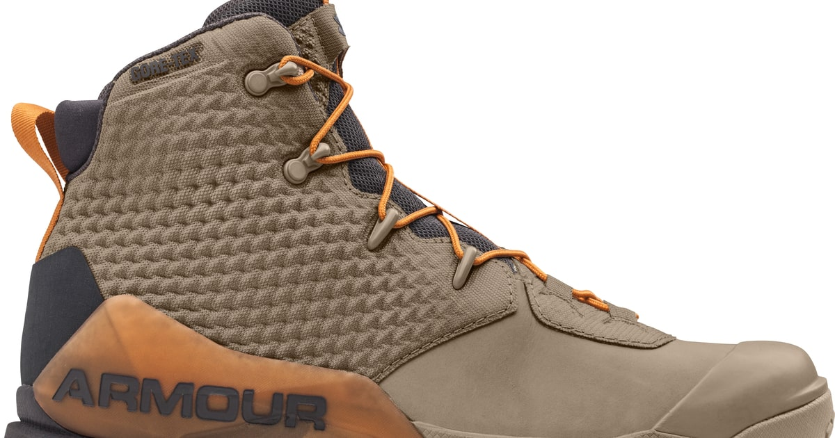 Under Armour Infil Hike Gtx The Best Winter Boots For