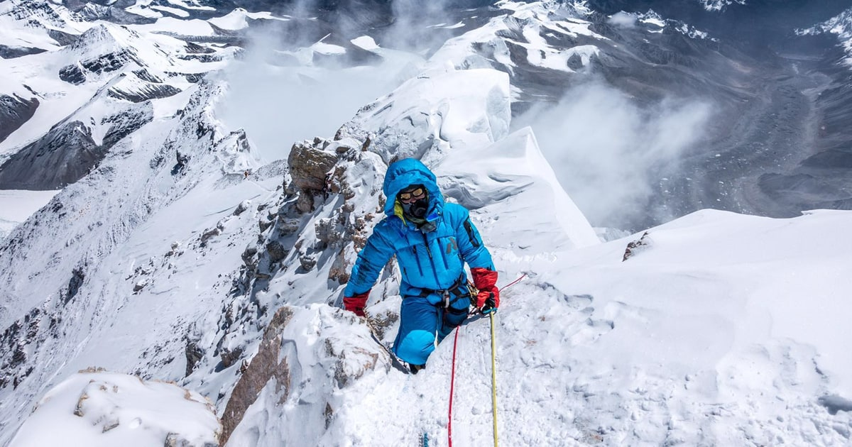 Climber Melissa Arnot Talks About Her History-Making Everest Ascent