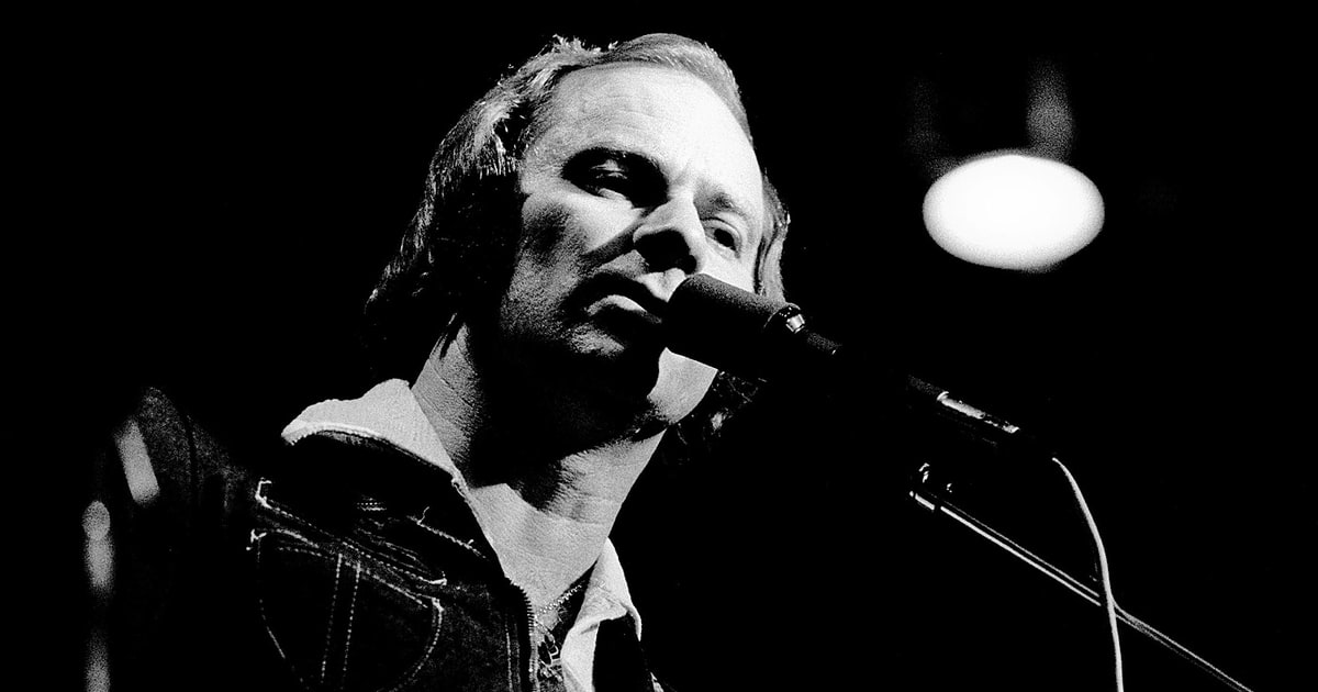 Vern Gosdin 100 Greatest Country Artists Of All Time