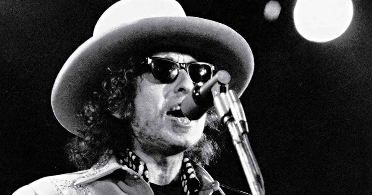 Bob Dylan S Tulsa Archive An Exclusive Inside Look