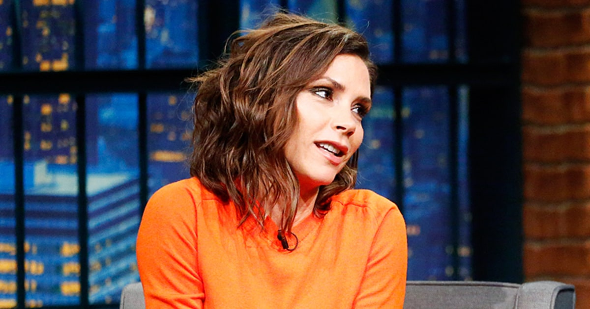 victoria beckham says her kids have watched spice world   us weekly