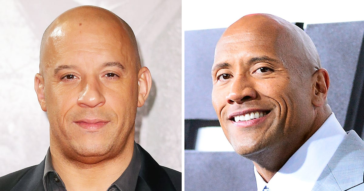 Vin Diesel, Amid Feud, Praises The Rock in 'Fast and Furious' Role