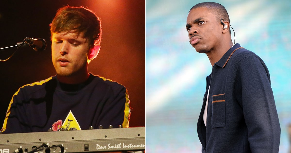 James Blake Releases Surprise 'The Colour in Anything' Album news