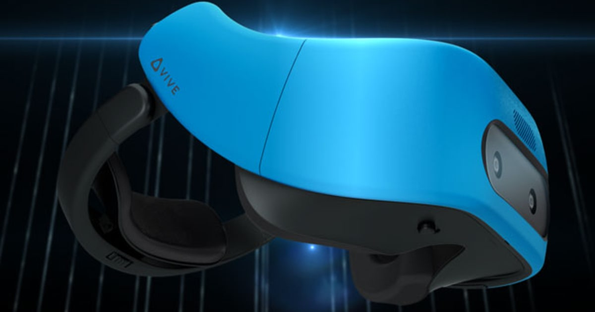 Vive Focus is HTC's New Standalone, Wireless VR Headset