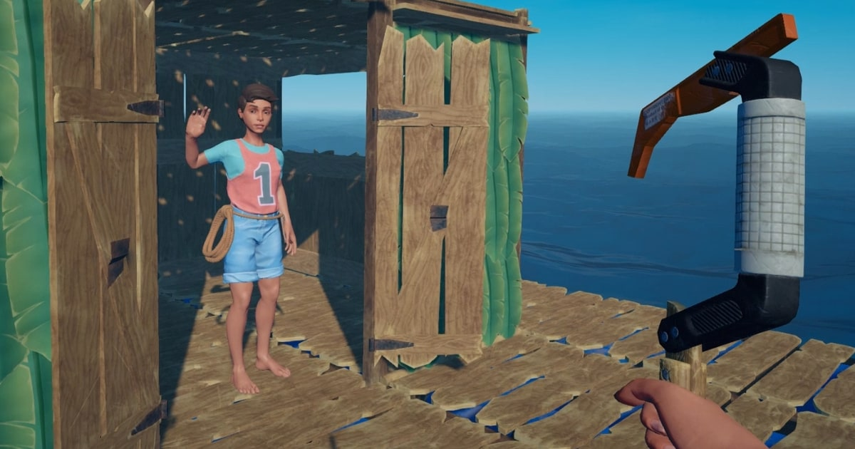 All Pro Trailers >> Survival Game 'Raft' To Be Published by Axolot Games - Rolling Stone