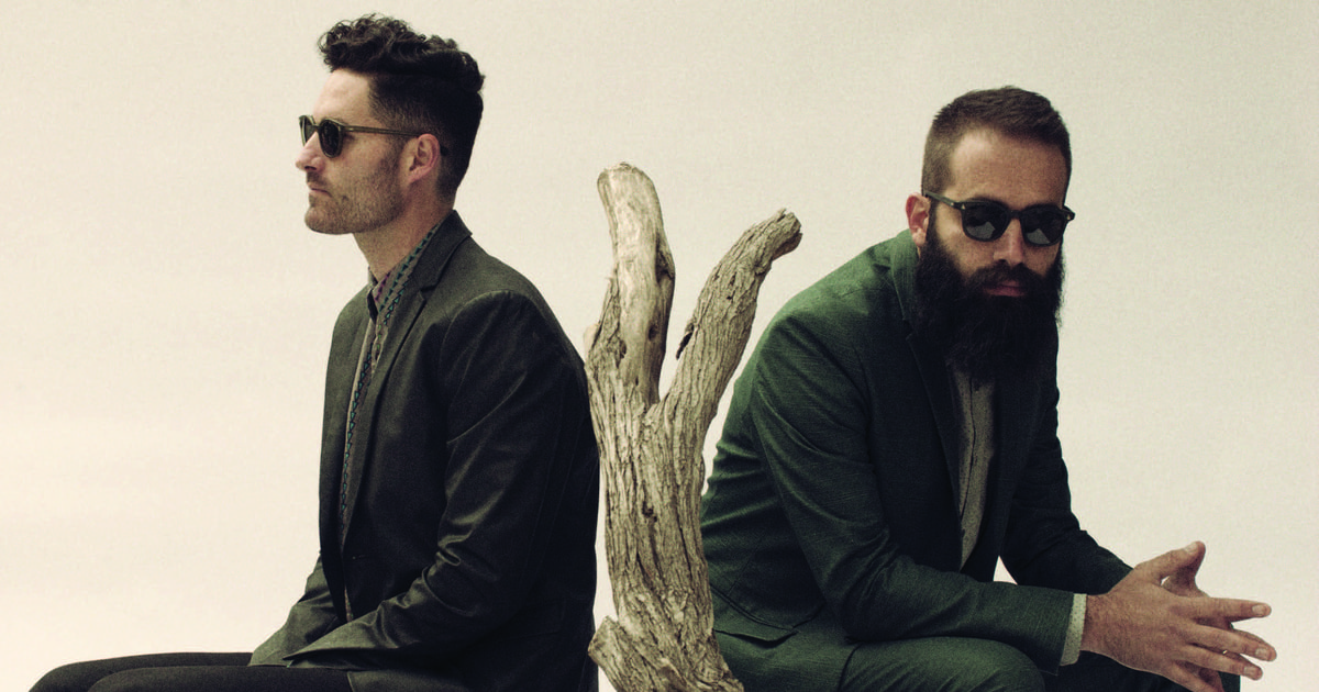 capital cities  inside their home-brewed second lp