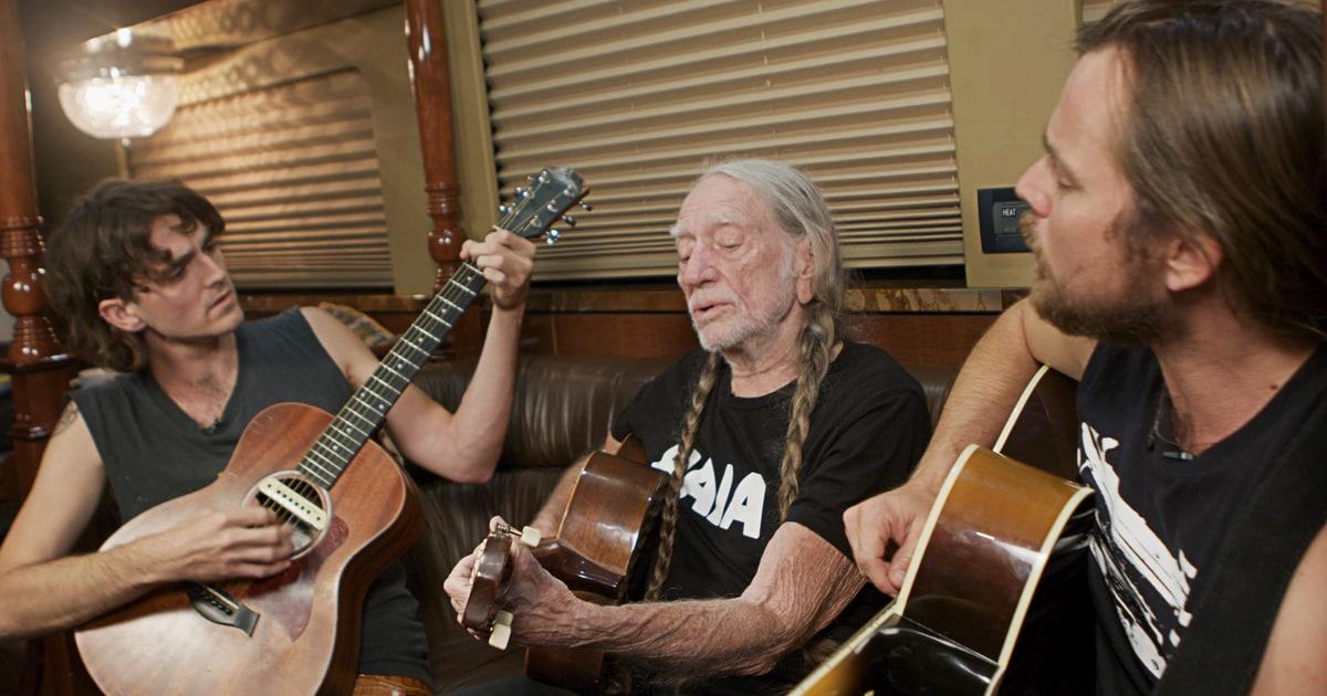 Johnny Cash Tour Bus