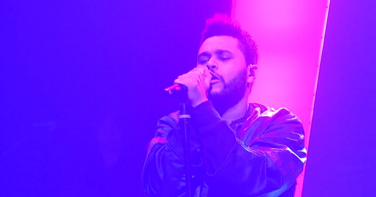 Hear the Weeknd's Riveting New Song 'False Alarm' news