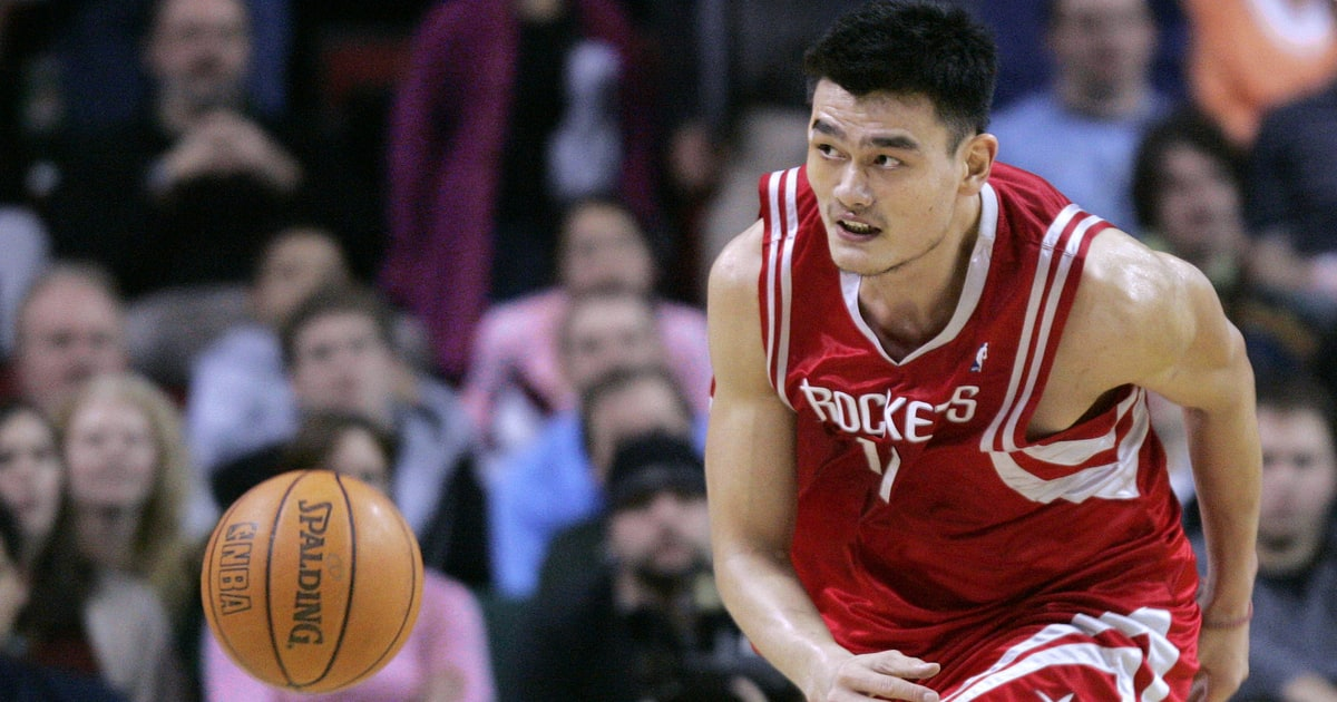 Yao Ming: Under-Appreciated Basketball Hall of Famer ...