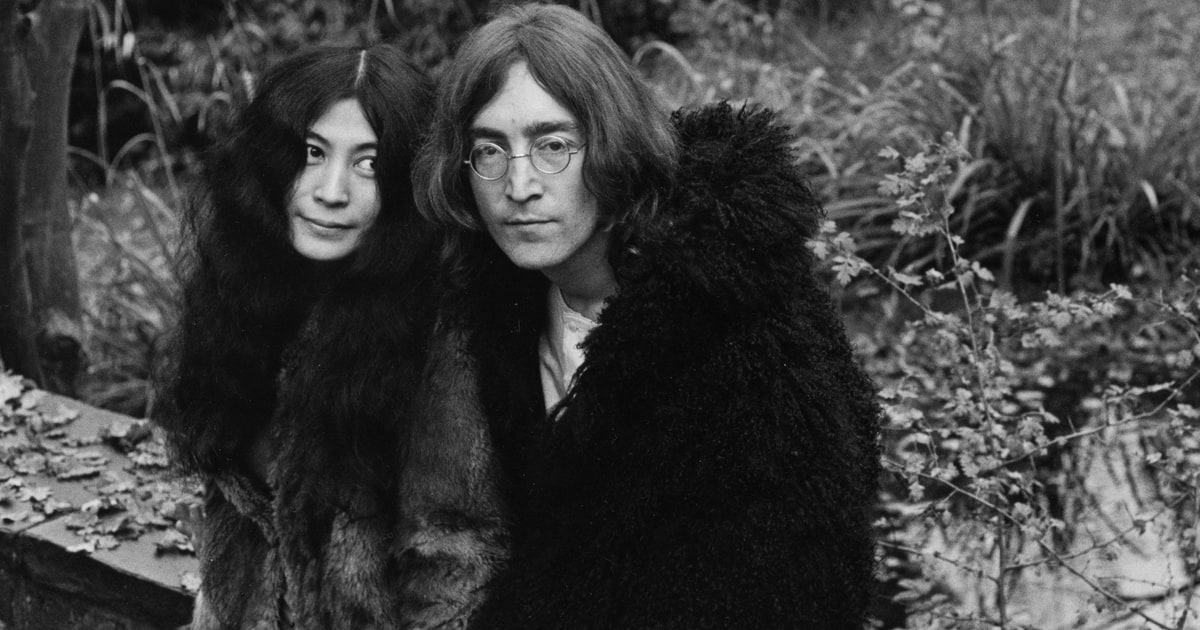 yoko ono and john lennon relationship with paul