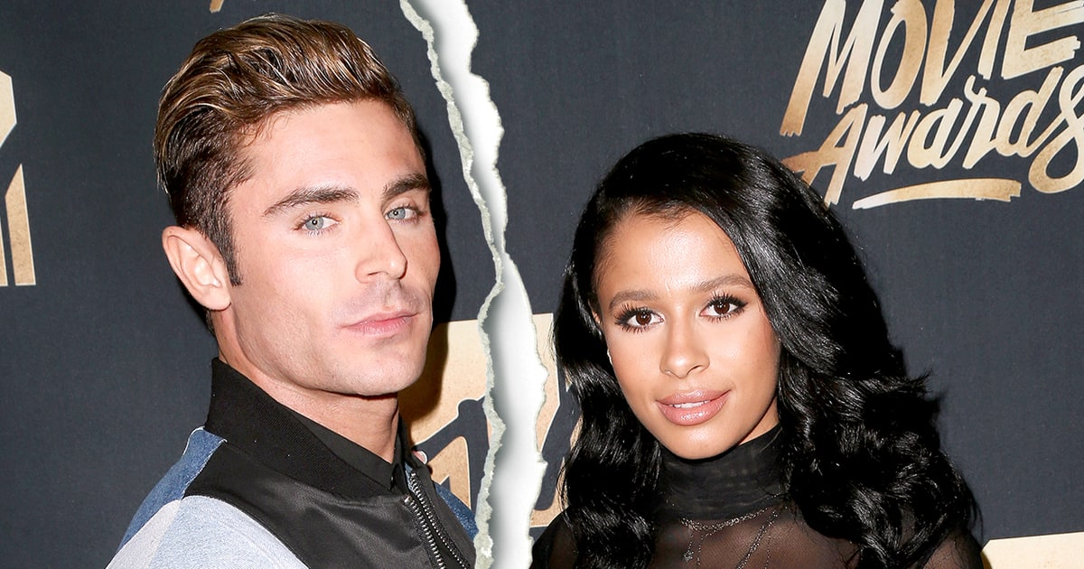 Zac Efron And Sami Miro Split After Almost Two Years