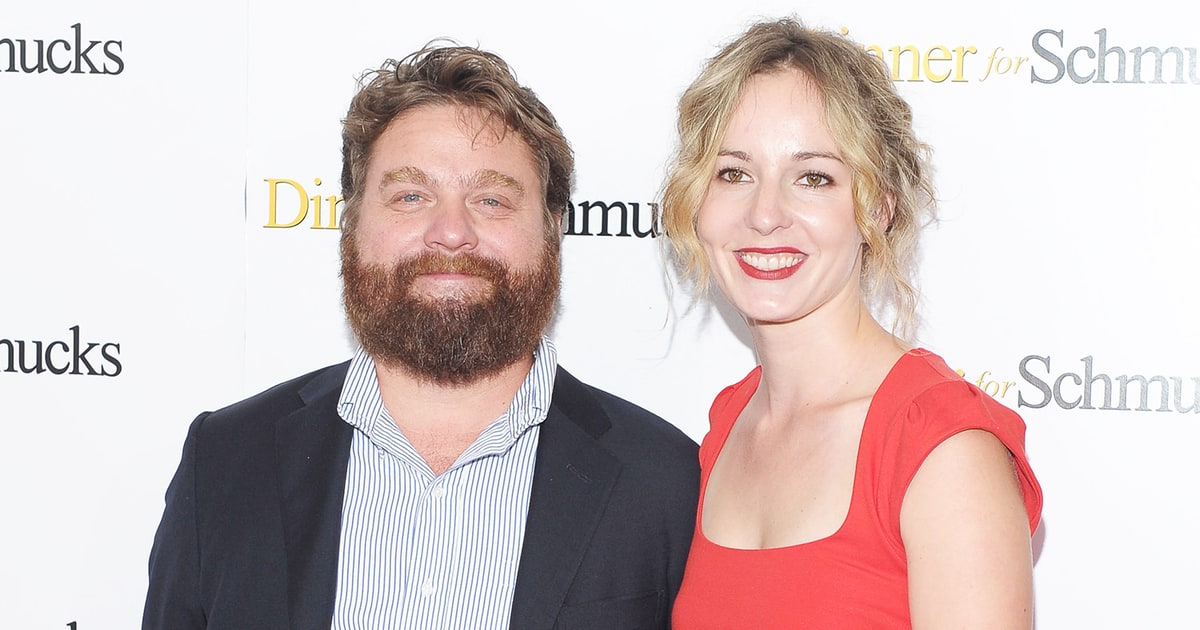 Zach Galifianakis And Wife Quinn Lundberg Welcome Second