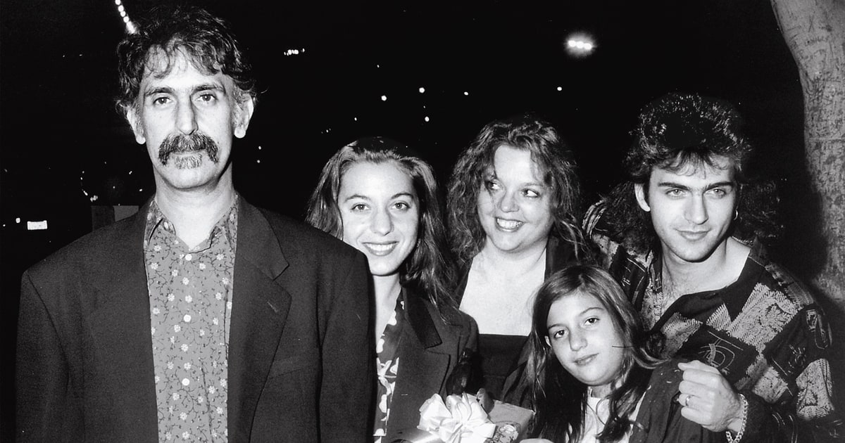 inside the zappa family feud rolling stone. Black Bedroom Furniture Sets. Home Design Ideas