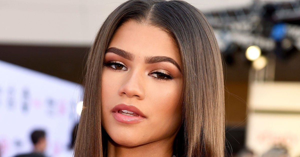 see zendaya�s new daya footwear collection pics us weekly