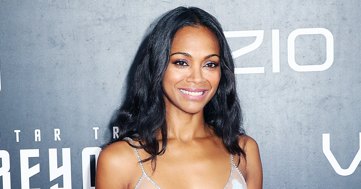 Zoe Saldana: 25 Things You Don't Know About Me - Us Weekly
