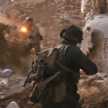Check Out the New Headquarters Social Space Coming to 'Call of Duty WWII'