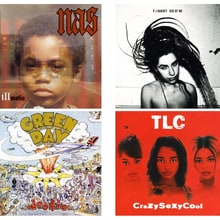 100 Best Albums of the Nineties