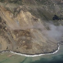 Massive Mudslide Closes Iconic Highway 1 on California Coast