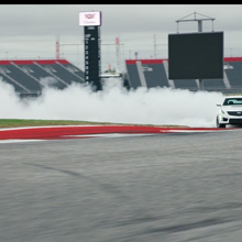 VIDEO: Taking the 2017 Cadillac CTS-V for a Ride
