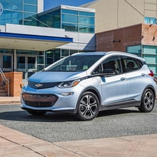 The Chevy Bolt May Be the Perfect City Car
