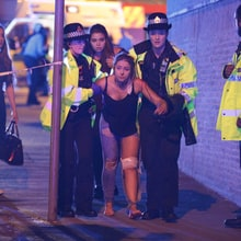 Manchester Bombing: At Least 22 Killed in Terror Attack Outside Ariana Grande Concert