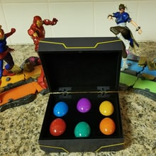 'Marvel vs. Capcom' Delivers Terrible Infinity Eggs, Not Stones