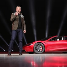 Tesla's Big Surprise: New Roadster Super Car