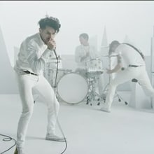 Watch AFI's Dramatic 'White Offerings' Video