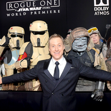 'Rogue One' Star Alan Tudyk on Playing 'Halo' with Nathan Fillion and His Show 'Con Man'