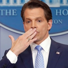 The Anthony Scaramucci Era Will Be Freakish, Embarrassing and All Too Short