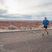 This Man Plans to Run a Marathon in Every National Park – And You Can, Too