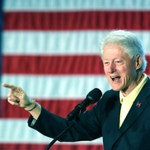 DNC Livestream: Watch Bill Clinton's Speech on Day 2