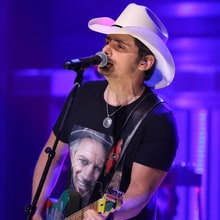 Watch Brad Paisley Sing 4/20 Song Parodies on 'Tonight Show'