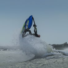 Could the Electric-Powered Gratis X-1 Revolutionize the Jet Ski?