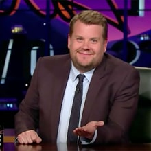 Watch James Corden's Hilarious Recap of Britney Spears Lifetime Movie